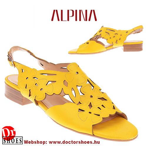 Alpina Sorel Yellow | DoctorShoes.hu