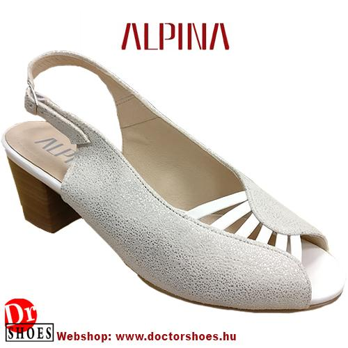 Alpina Brita White   DoctorShoes.hu