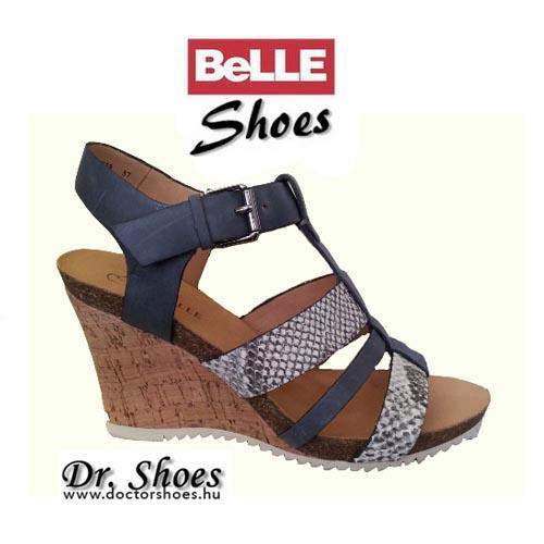 Belle Boa grey | DoctorShoes.hu