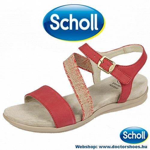 Scholl Ambrette Red | DoctorShoes.hu