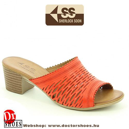 Sherlock Soon Zon Red | DoctorShoes.hu