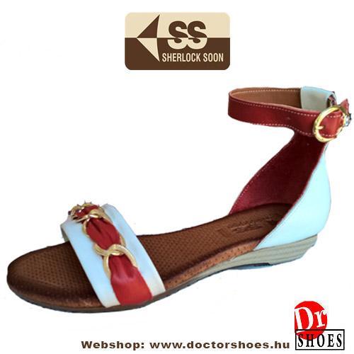 Sherlock Soon Rex Red | DoctorShoes.hu