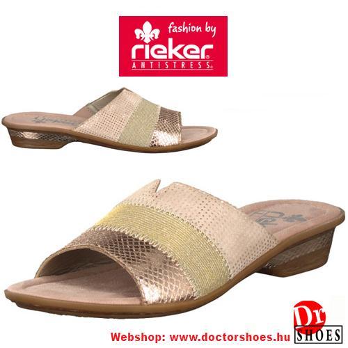 Rieker Efer Gold | DoctorShoes.hu