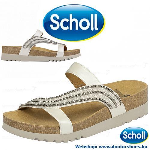 Scholl Felisa White | DoctorShoes.hu