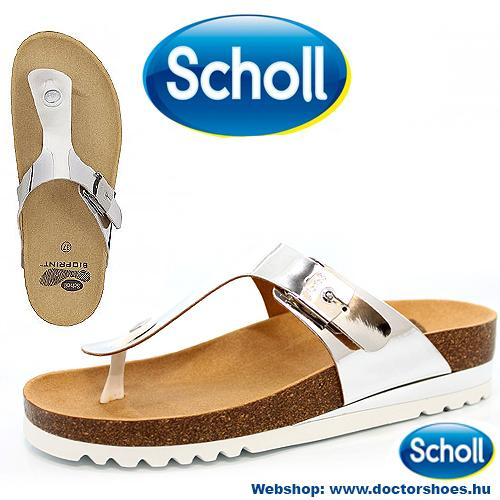 Scholl Glam SS1 Silver | DoctorShoes.hu
