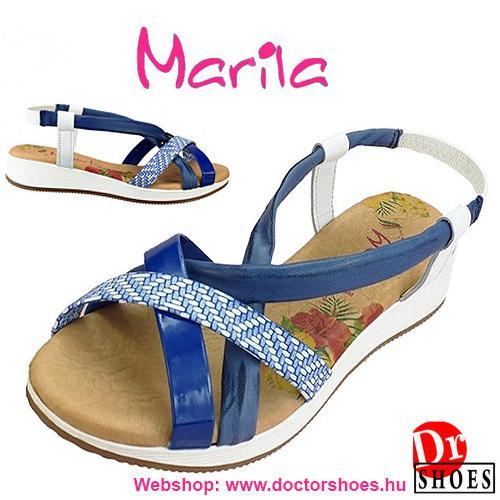 Marila Lorca Blue   DoctorShoes.hu