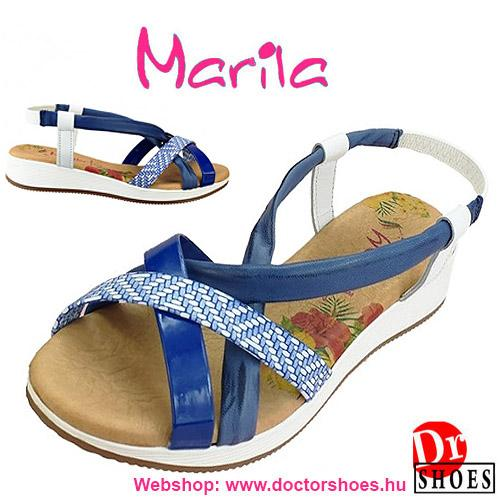 Marila Lorca Blue | DoctorShoes.hu