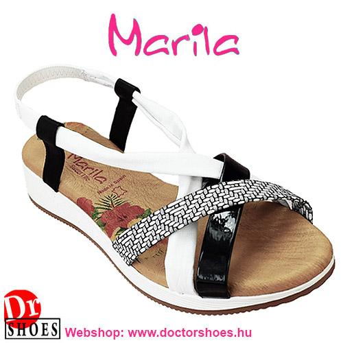 Marila Lorca Black   DoctorShoes.hu