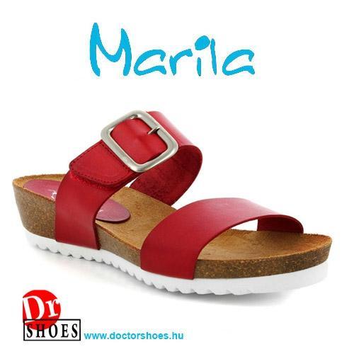 Marila Lido Red   DoctorShoes.hu