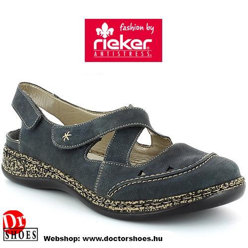 Rieker Capra Blue | DoctorShoes.hu