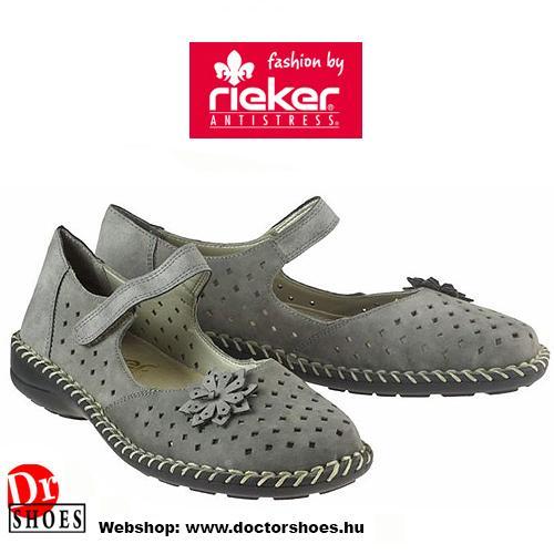 Rieker Zend Grey | DoctorShoes.hu