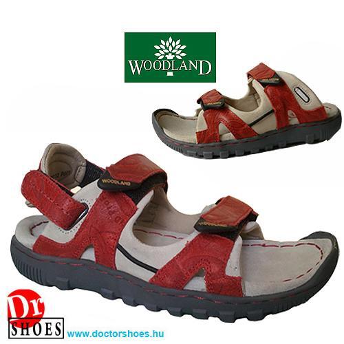 woodland Juta Red | DoctorShoes.hu