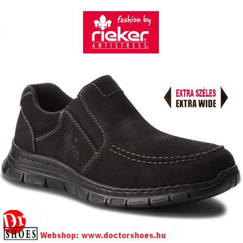 Rieker Rawi Black | DoctorShoes.hu