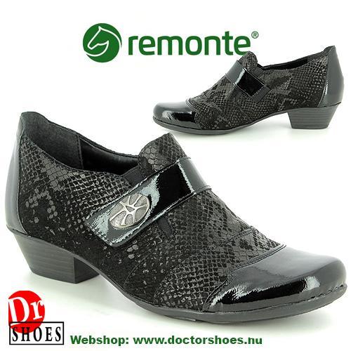 Remonte Wein Black   DoctorShoes.hu