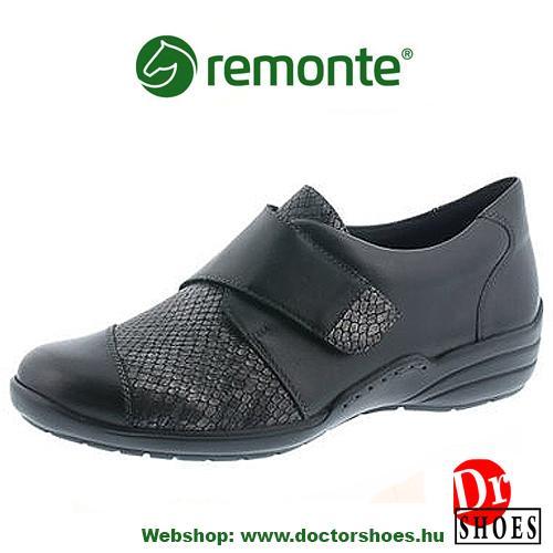 Remonte Toma Black   DoctorShoes.hu