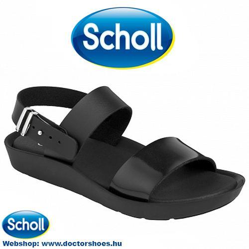 Scholl Mamore Black | DoctorShoes.hu
