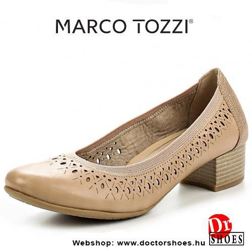 Marco Tozzi Seme Beige | DoctorShoes.hu