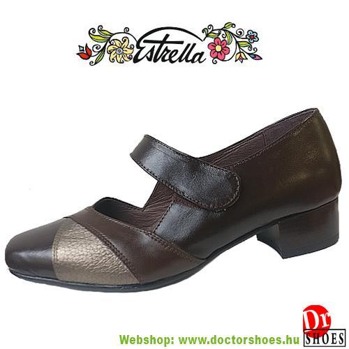 Estrella Sena Barna | DoctorShoes.hu