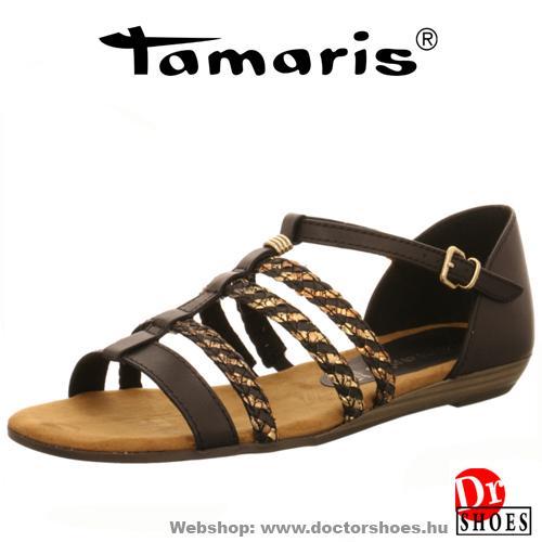 Tamaris Bron Black   DoctorShoes.hu