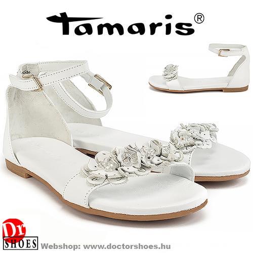 Tamaris Bravo White   DoctorShoes.hu