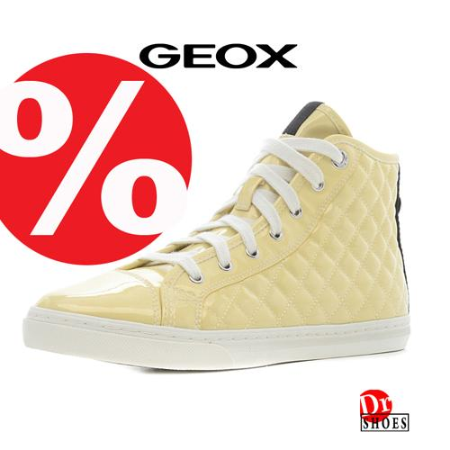 Geox Yellow | DoctorShoes.hu