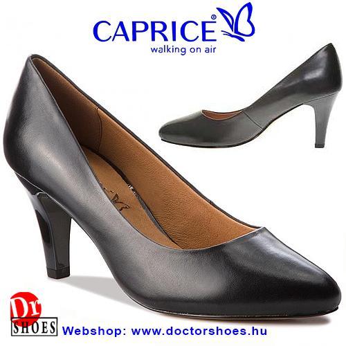 Caprice Pino Black | DoctorShoes.hu