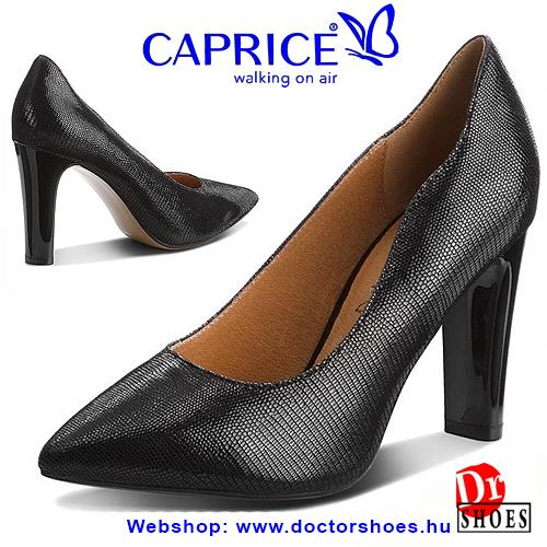 Caprice Xano Black | DoctorShoes.hu