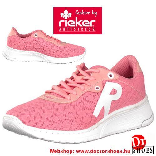 Rieker Giler Pink | DoctorShoes.hu