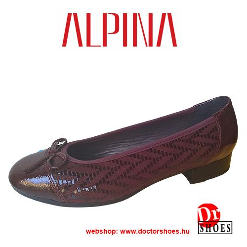 Alpina Oti Bordó   DoctorShoes.hu