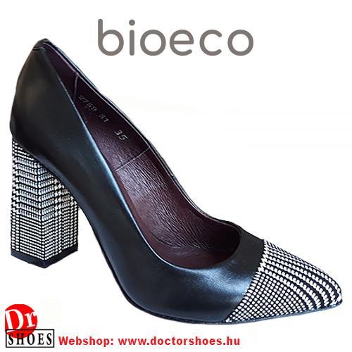 3bceda4dbd86 BioEco Pepit Black | DoctorShoes.hu