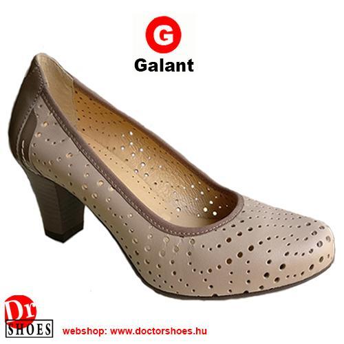 Galant Gew Beige   DoctorShoes.hu