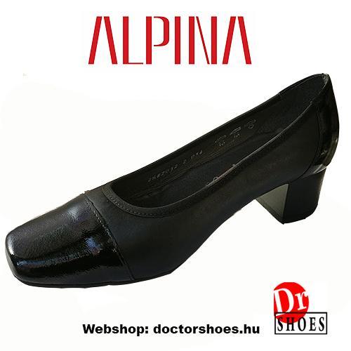 Alpina Marli black | DoctorShoes.hu