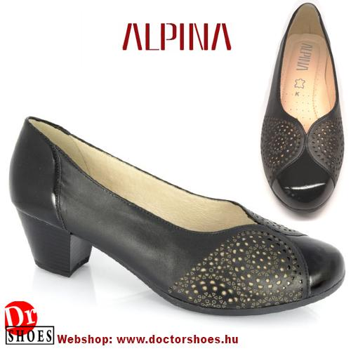 Alpina Ana Black | DoctorShoes.hu