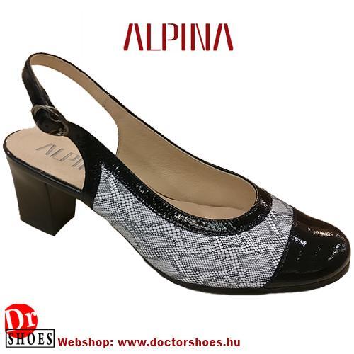 Alpina Pira black   DoctorShoes.hu
