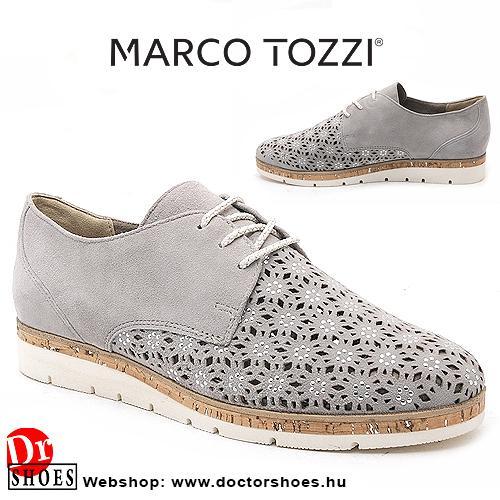 Marco Tozzi Sline Grey   DoctorShoes.hu