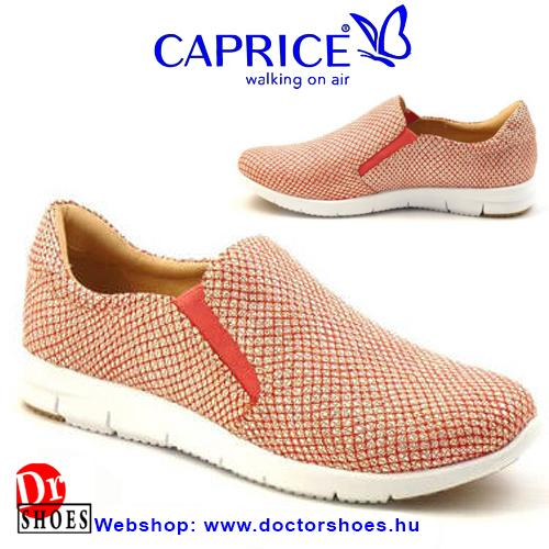 Caprice Cure Red | DoctorShoes.hu