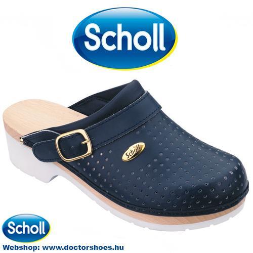 Scholl Clog Fa Blue | DoctorShoes.hu