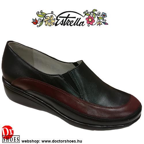 Estrella Dusa Black | DoctorShoes.hu