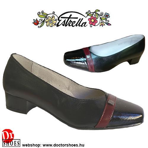 Estrella Dona Black | DoctorShoes.hu