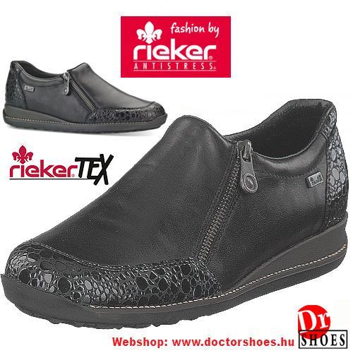Rieker Game Black | DoctorShoes.hu