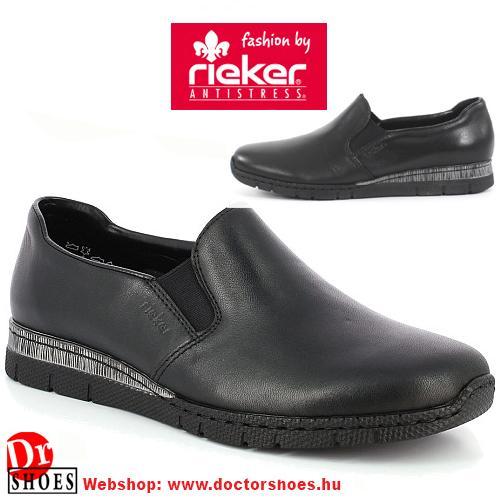 Rieker Stom Black | DoctorShoes.hu