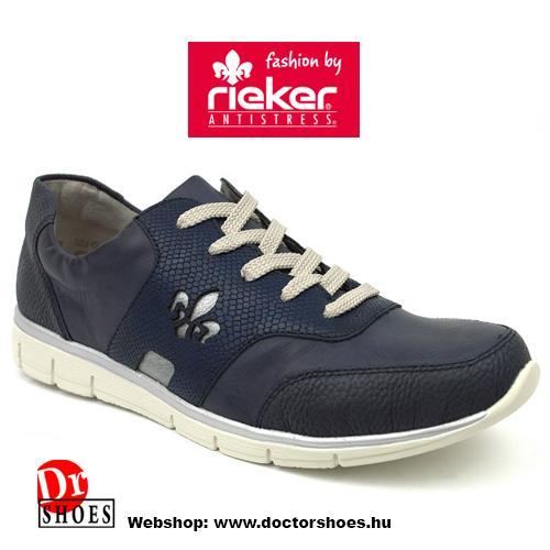 Rieker Trud Blue   DoctorShoes.hu