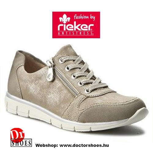 Rieker Vapor Beige | DoctorShoes.hu