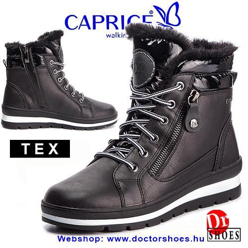 Caprice Toma Black | DoctorShoes.hu