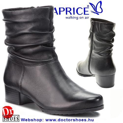 Caprice LENA Black   DoctorShoes.hu
