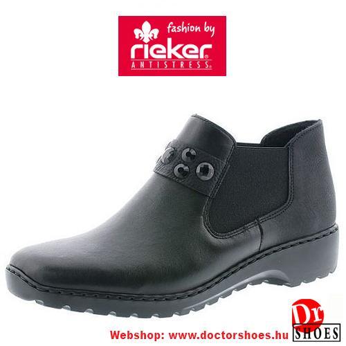 Rieker Tera Black | DoctorShoes.hu