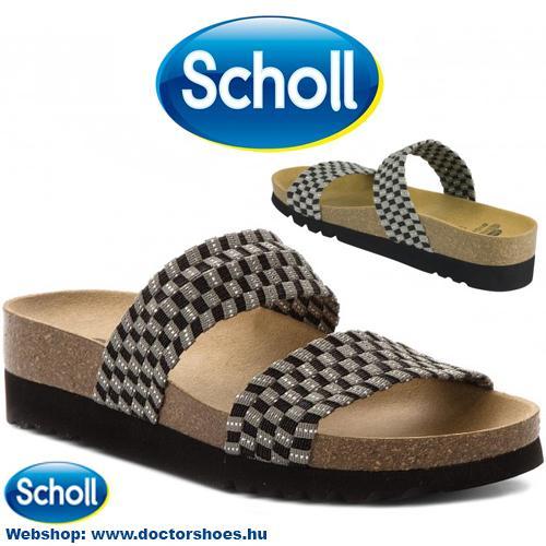 Scholl Kaory Black   DoctorShoes.hu
