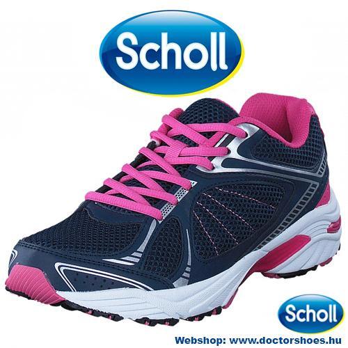 Scholl Sprinter PinkBlue | DoctorShoes.hu