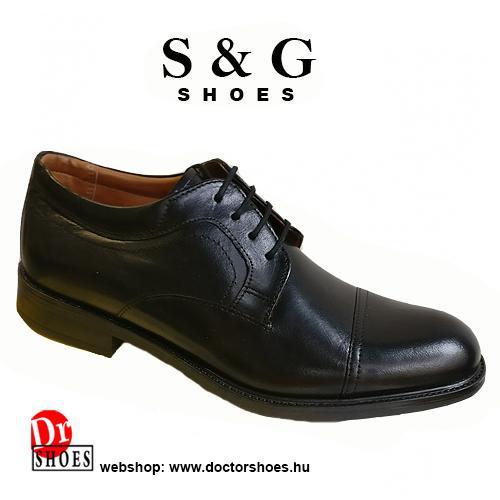 S&G Ivan Black | DoctorShoes.hu