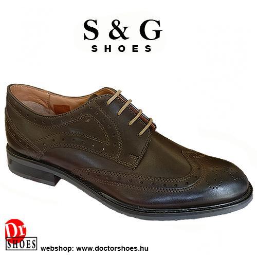 S&G Calf Braun | DoctorShoes.hu